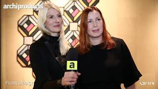 IMM Cologne 2018 | GAN - Front Design talk about Parquet, the new kilim collection