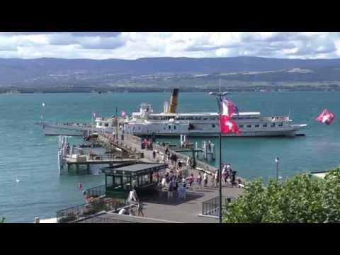 Met de boot op het Meer van Genève - praktische info