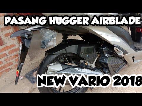 Pasang Hugger Airblade New Vario 2018