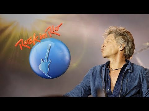 Bon Jovi - Keep The Faith (Rock in Rio 2017) Mp3