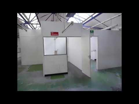2800 sq ft ground floor warehouse space - N4