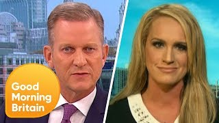 Jeremy Kyle Questions Whether Donald Trump Is a Leader | Good Morning Britain