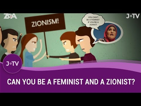 Can you be a Feminist and a Zionist?