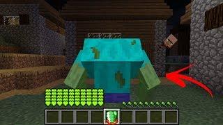 จะเป็นอย่างไร? ถ้าเรา กลายเป็น มิวแทนส์ ซอมบี้ 1วัน!? ในโลกมายคราฟ!! | Minecraft Monster Day