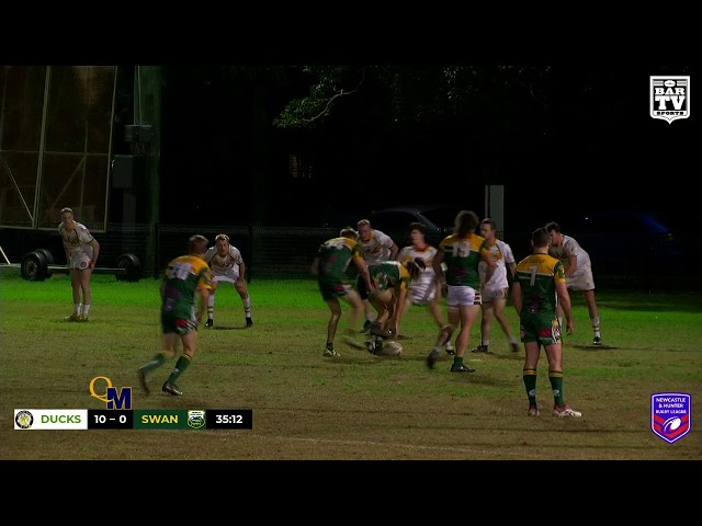 2019 NHCRL - Round 9 Highlights Hamilton Ducks v Swansea Swans