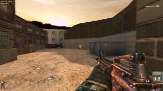 [SSF Weapon Review] Flame M4A1 (No longer in SF) | EmmaMaembong