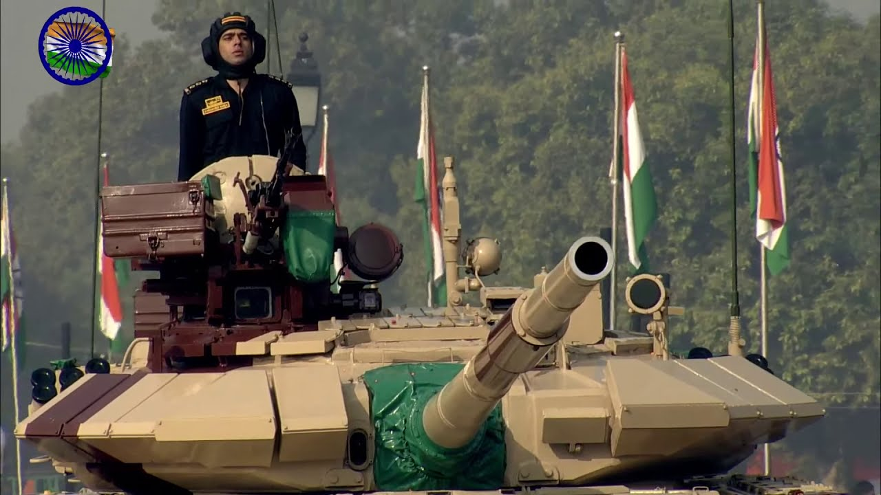 Indian Battle Tanks I 72nd Republic Day Parade 26th January 2021 Youtube