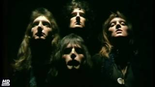 клип Фредди Меркьюри  Freddie Mercury   Queen   Bohemian Rhapsody official music video HD 720