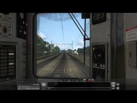 Train Simulator 2017 - South Norwalk to Grand Central Terminal