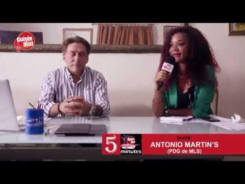 """Au Coeur Du """"MLS"""" - Émission 5minutes (Guinée Buzz)"""