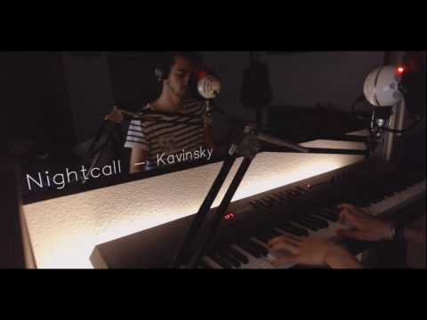 COVER - Nightcall [Kavinsky]