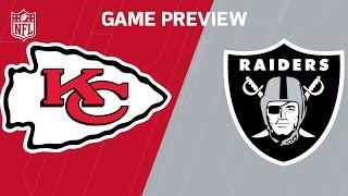 Chiefs vs. Raiders (Week 6 Preview) | Dave Dameshek Football Program | NFL