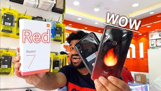 Hindi | Redmi 7 Red Unboxing. Compared With Black
