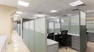 видео Установка офисных перегородок в Москве от компании «Diadel