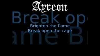 Ayreon - The Theory of Everything - Phase II [Lyrics]