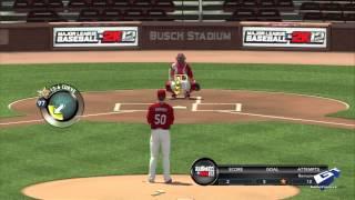 MLB 2K12 - Review