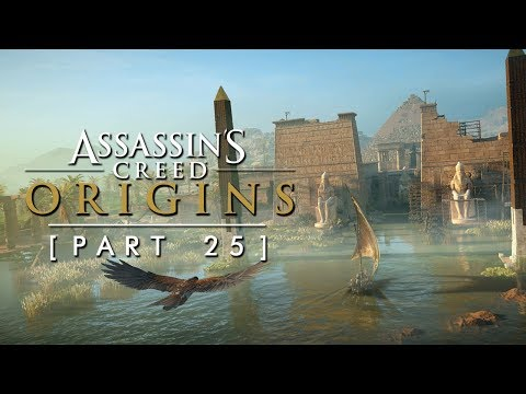 """MEMPHIS!"" ~ Assassin's Creed™: Origins #25 ~ (PS4 Pro Let's Play, Nederlands)"