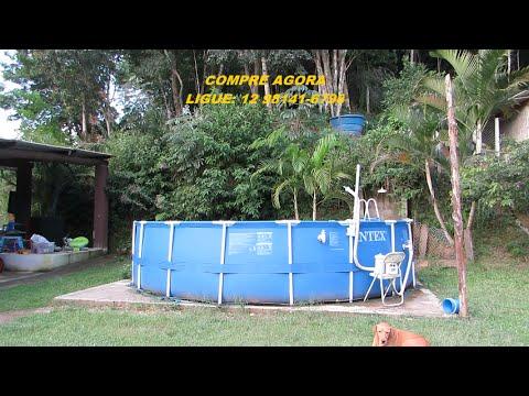 Vendo piscina intex litros youtube for Albercas de plastico intex