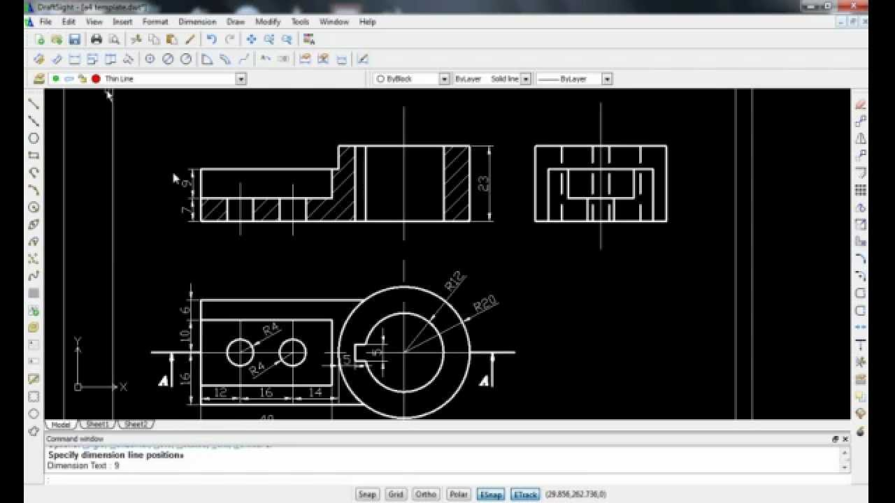 Watch further 2d Cad Draftsight additionally Using A Cad Template In Arcgis moreover How To Add Mouse Bites Or V Groove To Pcb In Altium additionally Trofeo Cervo. on autocad draftsight