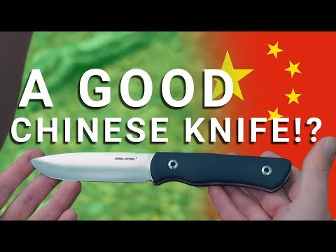 China Made A Great Knife!? | Real Steel Bushcraft Vs Mora Garberg
