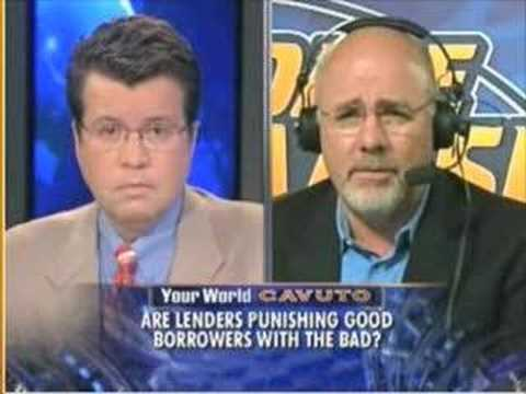 Dave Ramsey Discusses Subprime Fallout