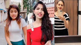 Today Latest Nisha Guragain And Angel Rai Hot🔥Tiktok Videos  D c creation