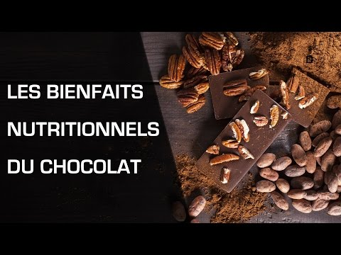 Les bienfaits nutritionnels du chocolat