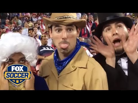 Jurgen Meter: What USA fans think of 2-0 loss to Columbia at COPA