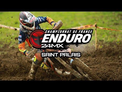 Enduro - Saint Palais