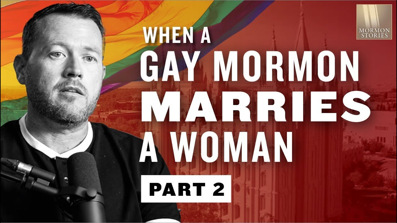 Download Mormon Stories 1437: When a Mormon Gay Man Marries a Woman - Kyle Ashworth Pt. 2