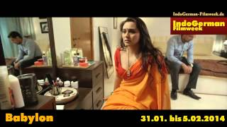 IndoGerman Filmweek 2014 - Bombay Talkies - Trailer