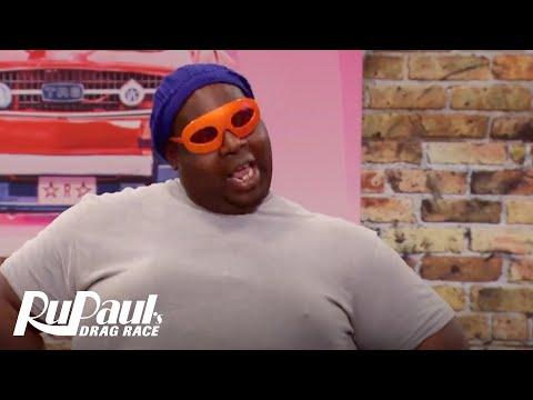 Reading is Fundamental Supercut (Pt. 1) | Library Challenge (Season 2-5) | RuPaul's Drag Race