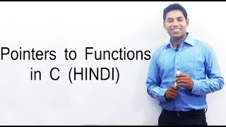 Pointers to Functions in C (HINDI/URDU)
