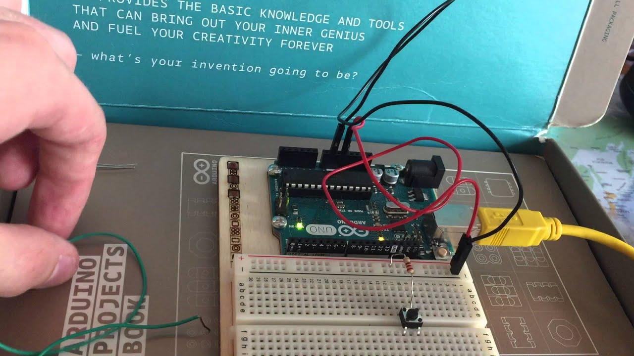 Arduino kit de démarrage projet n° le bouton youtube