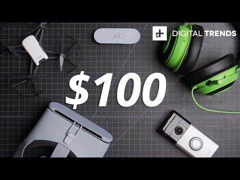 Best Tech Under $100 : Tech For Less