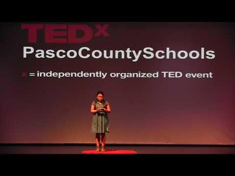 TEDx Talks: Discrimination and Segregation   Isabella Lynn Blaine   TEDxPascoCountySchools