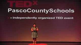 Discrimination and Segregation | Isabella Lynn Blaine | TEDxPascoCountySchools