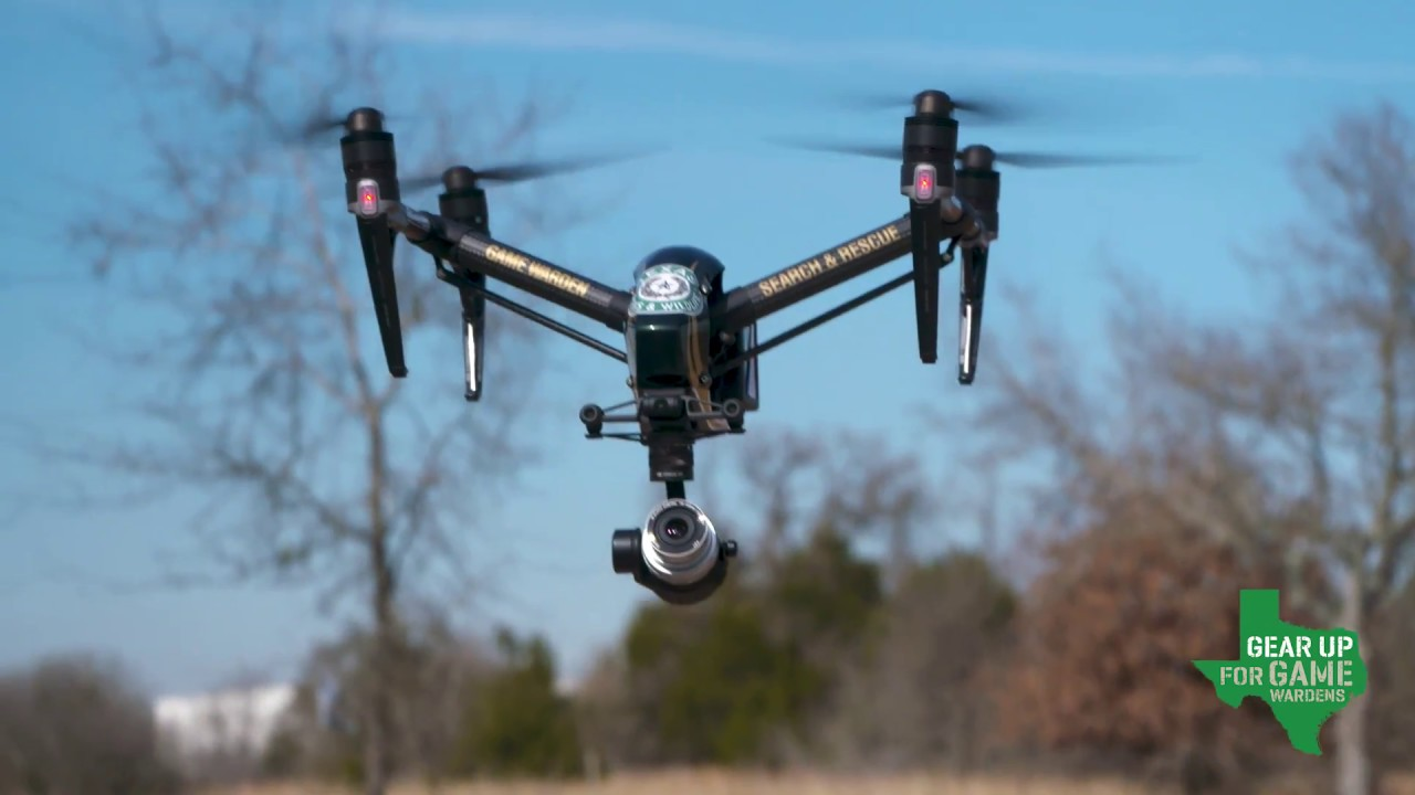 Gear Up for Game Wardens- Search and Rescue Drone Donation