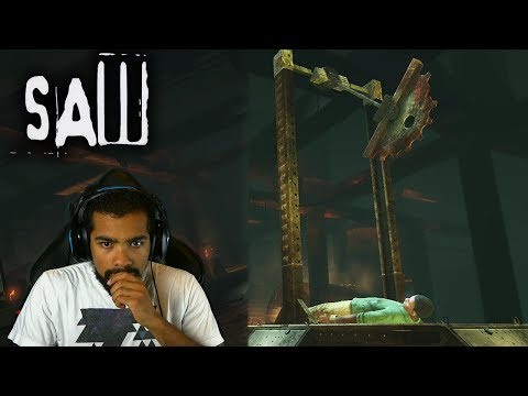 OMFG A SWINGING SAW BLADE?! | Saw | #5