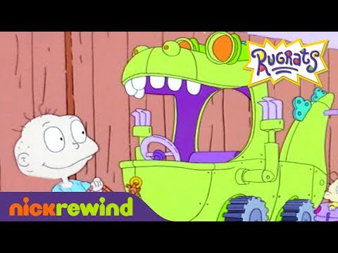 Busta Rhymes Is Reptar | The Splat Celebrity Nominations | Rugrats
