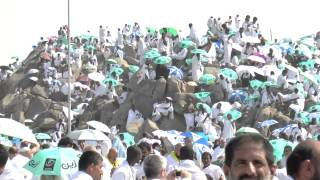 Arafah - Jabal Rahmah is Packed