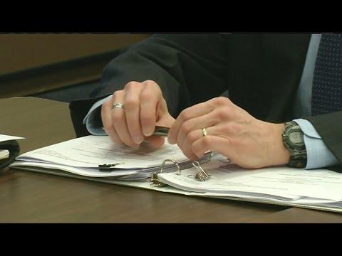 Massachusetts Representatives reviewing amendments to state budget