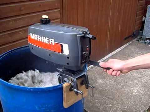 Mariner 2hp Short Shaft Outboard Motor Lovely