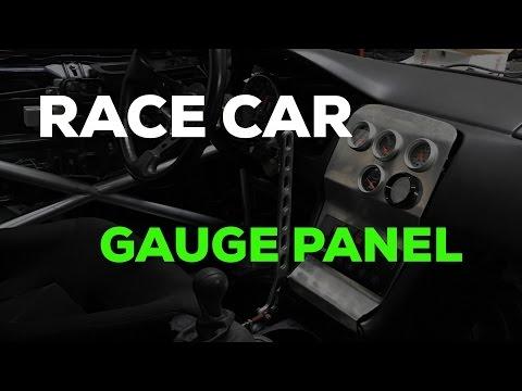 2JZ S14 Drift Car Build   Custom Gauge panel   Wiring   S13 Kouki lights  