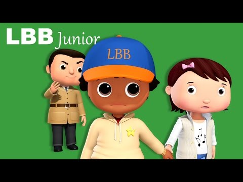 Don't Talk To Strangers | Original Songs | By LBB Junior