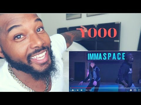 Adrian Marcel - 2AM. ft Sage the Gemini - Choreography by Willdabeast Adams | REACTION