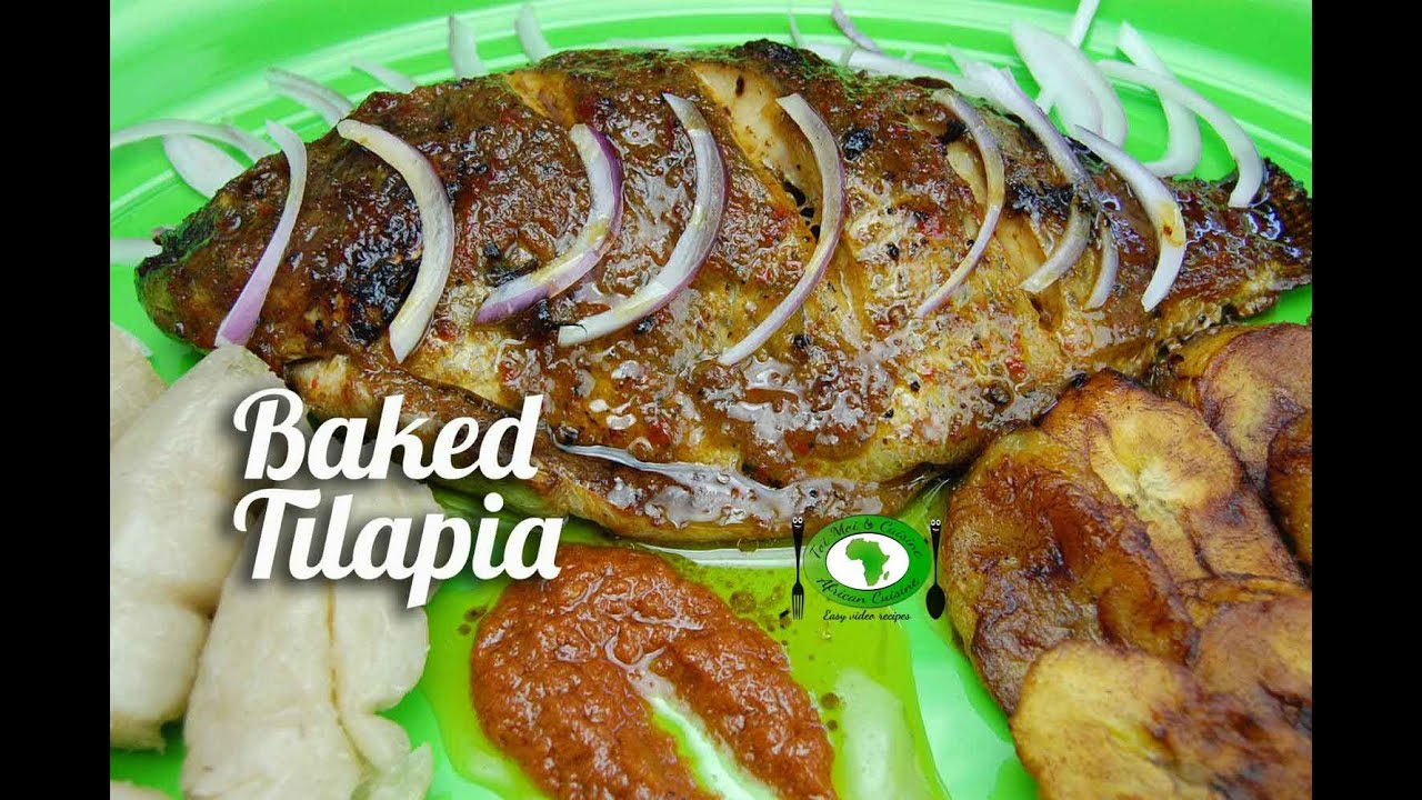 Oven Baked Whole Tilapia Recipes Dandk Organizer