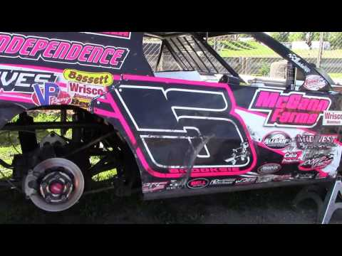 Farmer City Raceway UMP Summer Nationals FULL SHOW 7 8 2016
