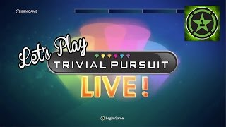 Let's Play - Trivial Pursuit