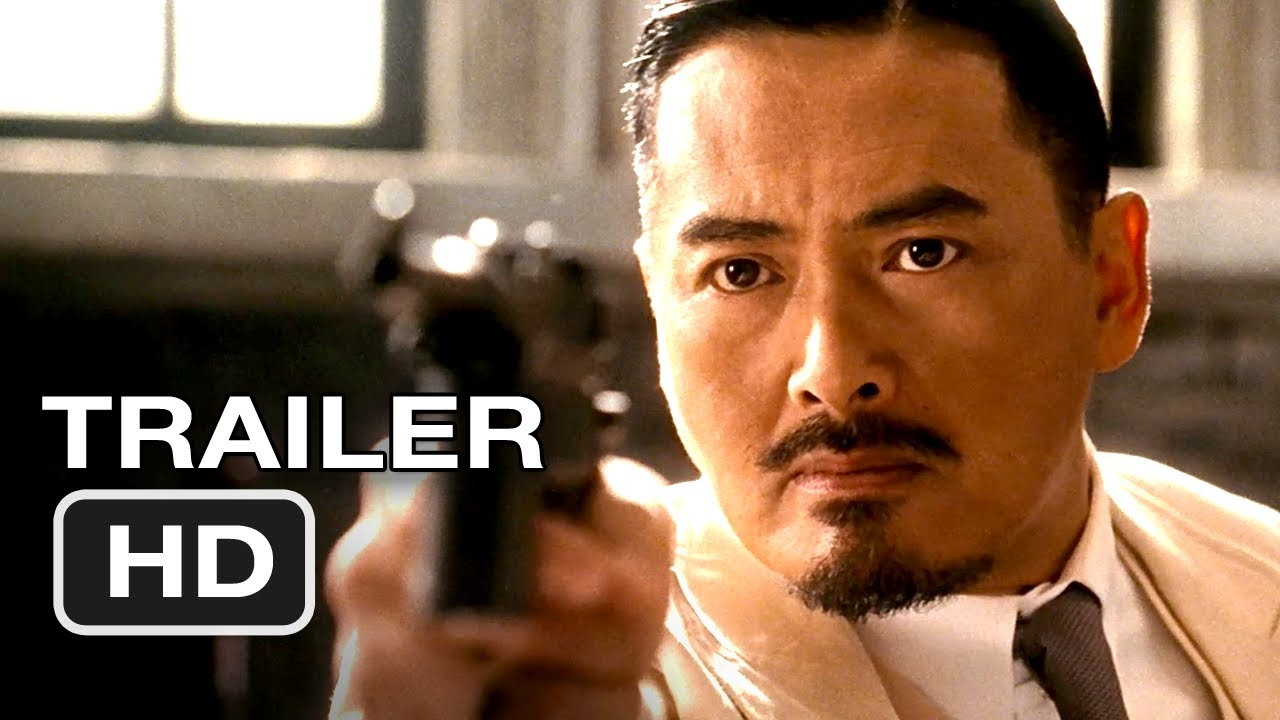 Download Let The Bullets Fly Official Trailer #1 - Chow Yun-Fat Movie (2012) HD